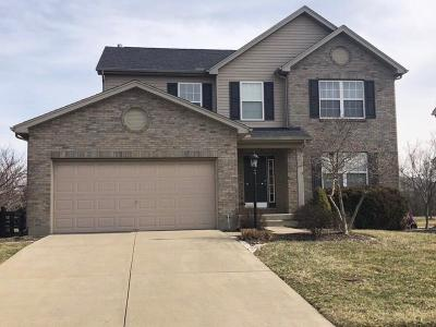West Chester Single Family Home For Sale: 8234 Sea Mist Court
