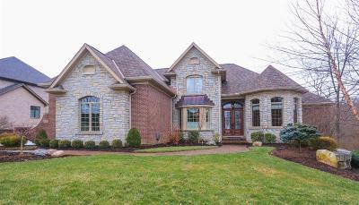 Single Family Home For Sale: 6414 Birch Creek Drive