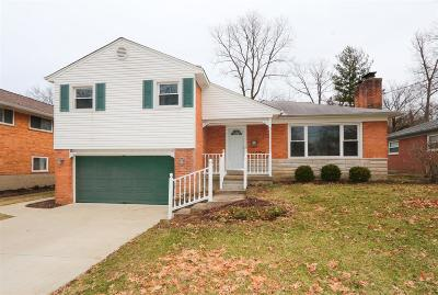 Hamilton County, Butler County, Warren County, Clermont County Single Family Home For Sale: 11174 Macar Drive