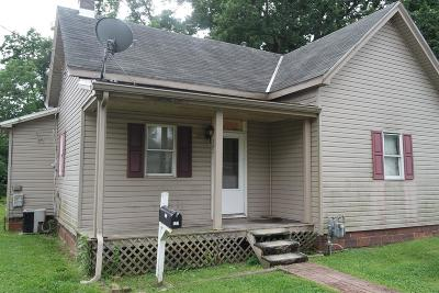 Blanchester OH Single Family Home For Sale: $69,900