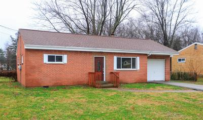 Single Family Home For Sale: 817 Fairway Drive