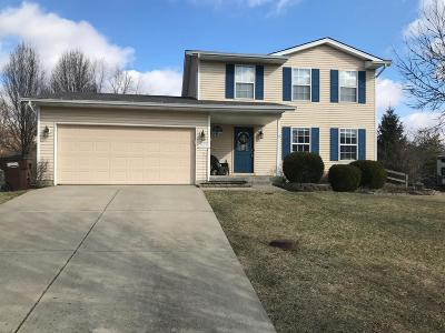 Liberty Twp Single Family Home For Sale: 4300 Pheasant Trail Court