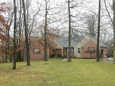 Single Family Home For Sale: 1303 E Foster Maineville Road