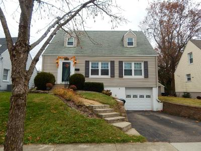 Cincinnati Single Family Home For Sale: 6744 Whitehall Avenue