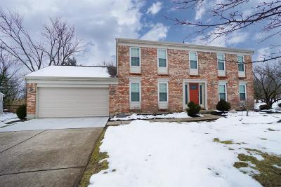 West Chester Single Family Home For Sale: 6483 N Windwood Drive