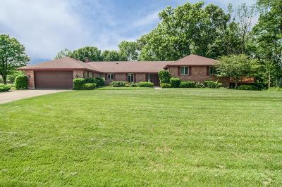 Preble County Single Family Home For Sale: 84 Alborg Cove