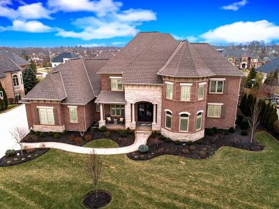 Single Family Home For Sale: 5571 Winding Cape Way