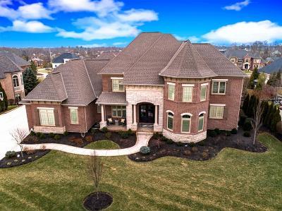 Deerfield Twp. Single Family Home For Sale: 5571 Winding Cape Way