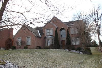 Single Family Home For Sale: 597 Doe Run Court