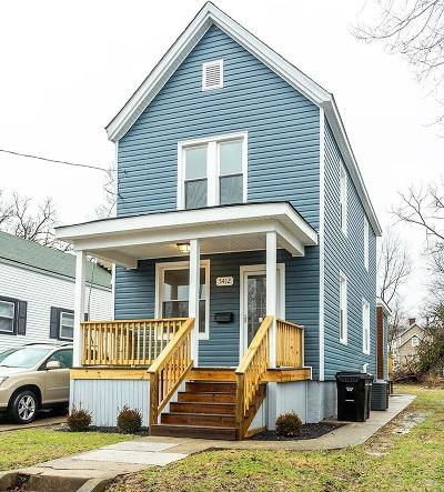 Cincinnati Single Family Home For Sale: 5412 Ravenna Street