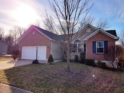 Hamilton County, Butler County, Warren County, Clermont County Single Family Home For Sale: 4876 Jessica Suzanne Drive