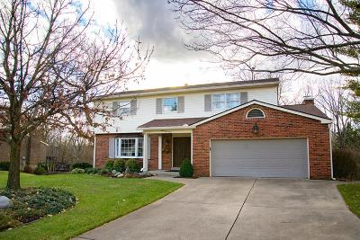 Oxford Single Family Home For Sale: 443 Emerald Woods Drive
