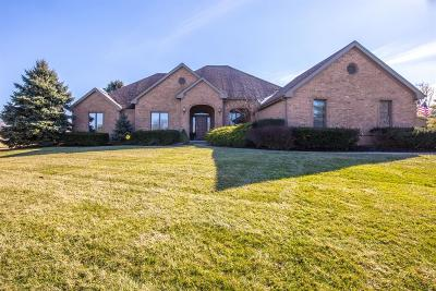 Mason Single Family Home For Sale: 4708 Appaloosa Trail