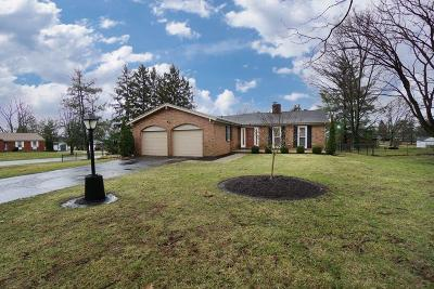 Single Family Home For Sale: 7761 Bonnie Drive