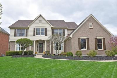 Single Family Home For Sale: 5013 Hampton Village Drive