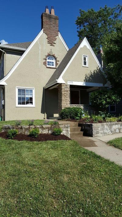Cincinnati Single Family Home For Sale: 1008 Crest Circle