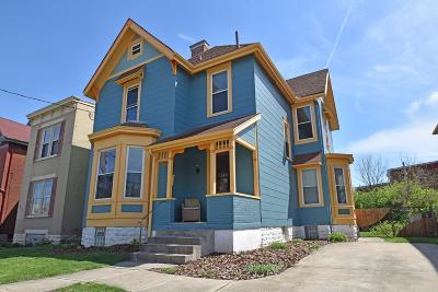 Cincinnati Single Family Home For Sale: 1415 Chase Avenue