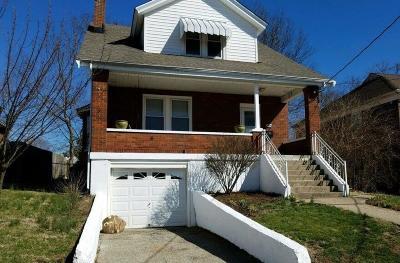 Cincinnati Single Family Home For Sale: 704 Clanora Drive