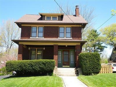 Cincinnati Single Family Home For Sale: 6120 Fairway Drive
