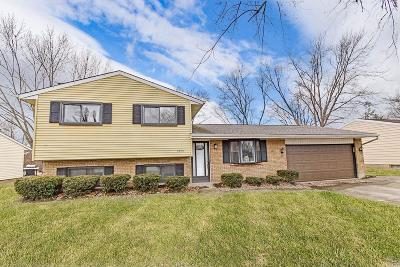 Single Family Home For Sale: 5775 Lake Erie Drive