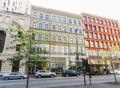 Cincinnati Condo/Townhouse For Sale: 15 W Fourth Street #210