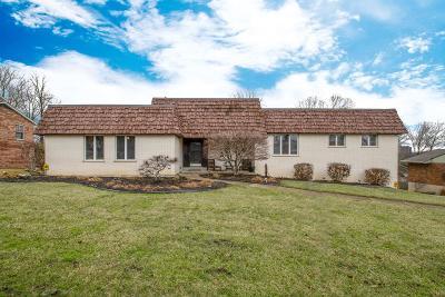 Cincinnati Single Family Home For Sale: 2106 Raeburn Drive