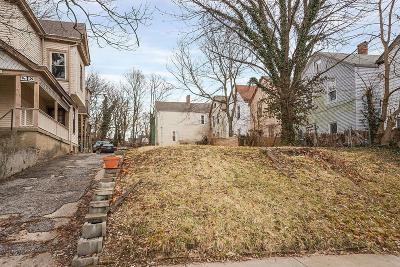 Cincinnati Residential Lots & Land For Sale: 3106 Durrell Avenue