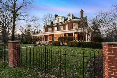 Cincinnati Single Family Home For Sale: 1870 Madison Road