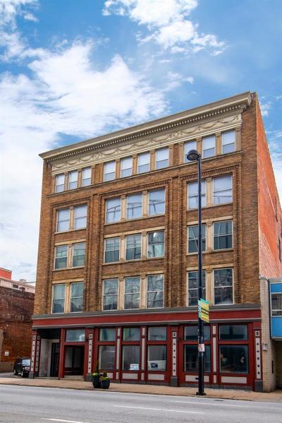 Cincinnati Condo/Townhouse For Sale: 335 W Fifth Street #101