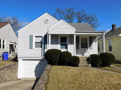 Hamilton Single Family Home For Sale: 640 Ridgewood Avenue