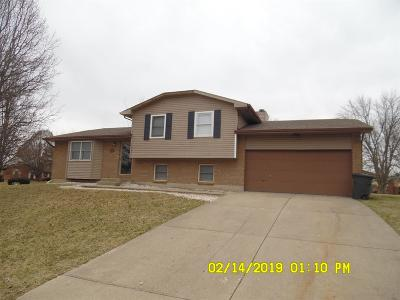 Liberty Twp Single Family Home For Sale: 6778 Severn Place