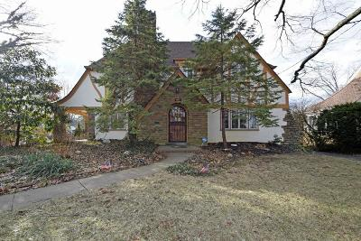Cincinnati Single Family Home For Sale: 2627 Langdon Farm Road
