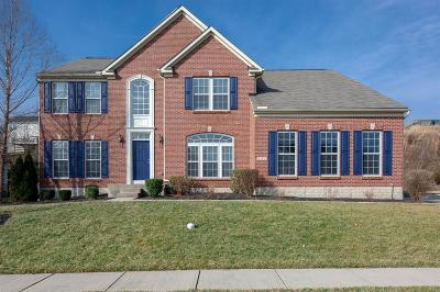 Single Family Home For Sale: 5187 Miami Hills Drive