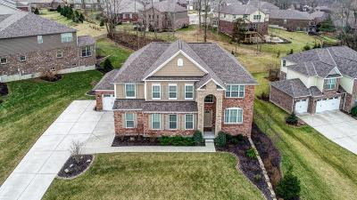 Hamilton Single Family Home For Sale: 4889 Whispering Creek Court