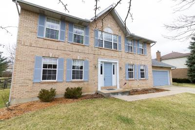 West Chester Single Family Home For Sale: 8071 Surrey Brook Place