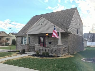 Harrison, Lawrenceburg Single Family Home For Sale: 321 Arch Street