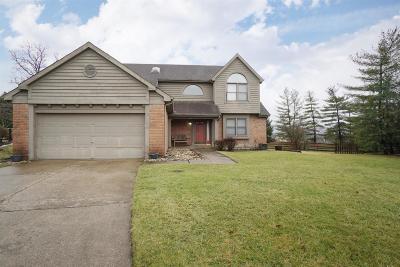 Beckett Ridge Single Family Home For Sale: 8196 Tollbridge Court