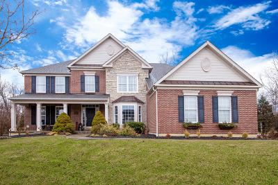 Liberty Twp Single Family Home For Sale: 4254 Meadow Creek Court