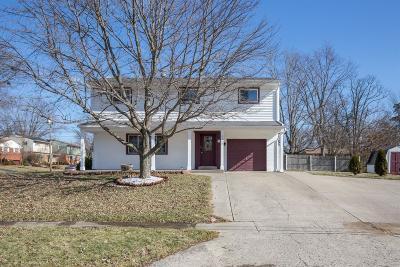 Colerain Twp Single Family Home For Sale: 9368 Erin Drive