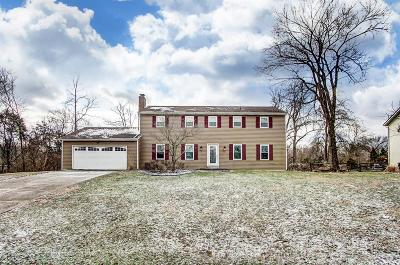 Hamilton County, Butler County, Warren County, Clermont County Single Family Home For Sale: 6573 Windfield Court