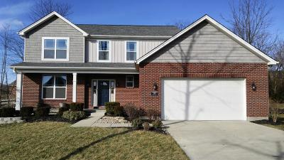 Liberty Twp Single Family Home For Sale: 5894 Dawson Drive