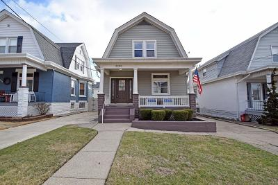 Hamilton County, Butler County, Warren County, Clermont County Single Family Home For Sale: 3822 Forest Avenue
