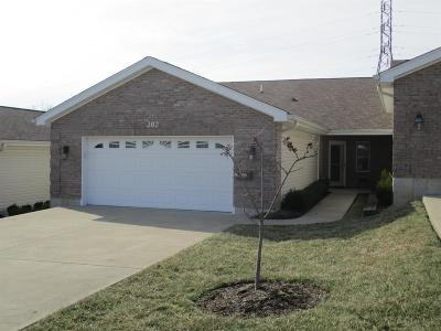 Lawrenceburg IN Condo/Townhouse For Sale: $164,900