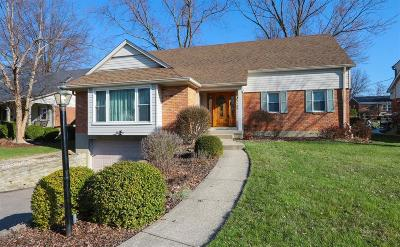 Warren County, Clermont County, Hamilton County, Butler County Single Family Home For Sale: 986 Springbrook Drive