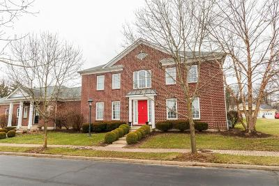 Single Family Home For Sale: 7707 Cooper Road