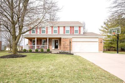 Single Family Home For Sale: 7985 Tylers Way