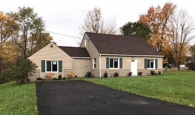 Hamilton County, Butler County, Warren County, Clermont County Single Family Home For Sale: 3886 Banks Road