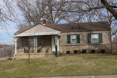 Hamilton County, Butler County, Warren County, Clermont County Single Family Home For Sale: 174 Edmonton Place