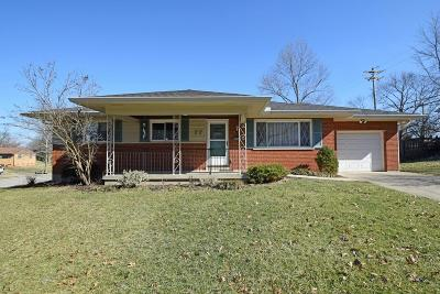 Hamilton County, Butler County, Warren County, Clermont County Single Family Home For Sale: 77 Handel Lane