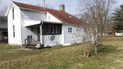 Highland County Single Family Home For Sale: 7851 Main Street